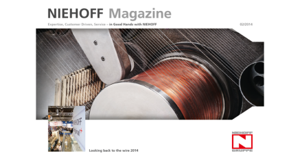 Niehoff Magazine - Issue 2/2014