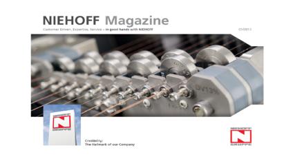 Niehoff Magazine - Issue 1/2013