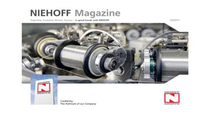 Niehoff Magazine - Issue 2/2013