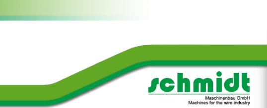 Representing Schmidt Maschinenbau GmbH
